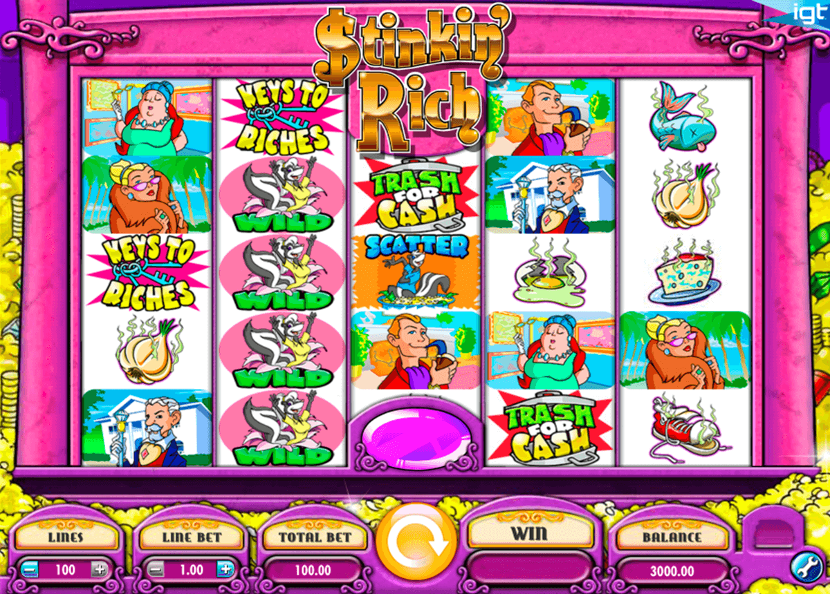 Nouveau Riche Slot Machine Online ᐈ IGT™ Casino Slots