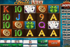 STREAK OF LUCK PLAYTECH CASINO SLOTS