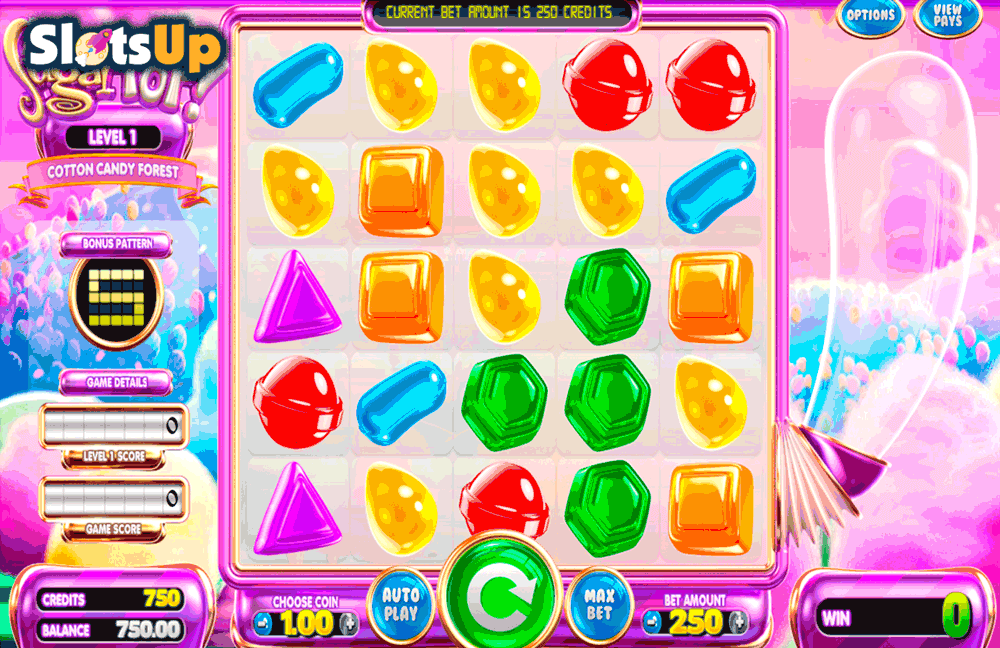 Sugar Pop Slots - Free Play & Real Money Casino Slots
