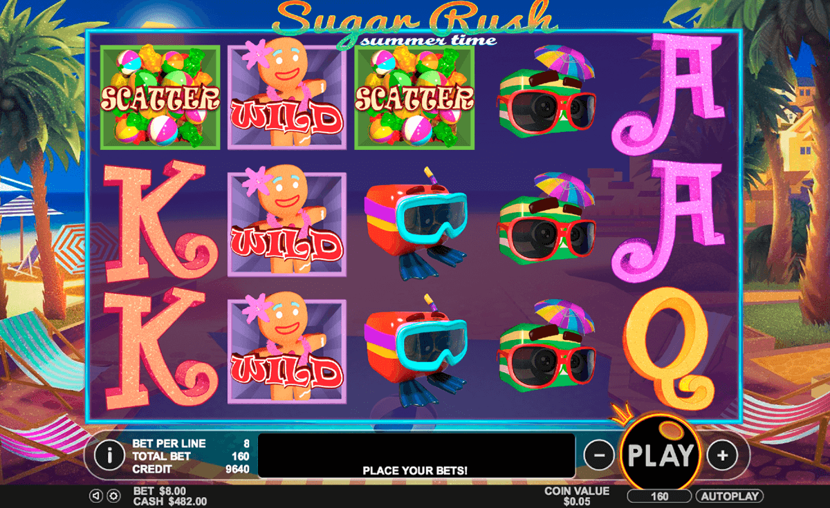 Sugar Rush Winter Slot Machine - Play Online for Free Money