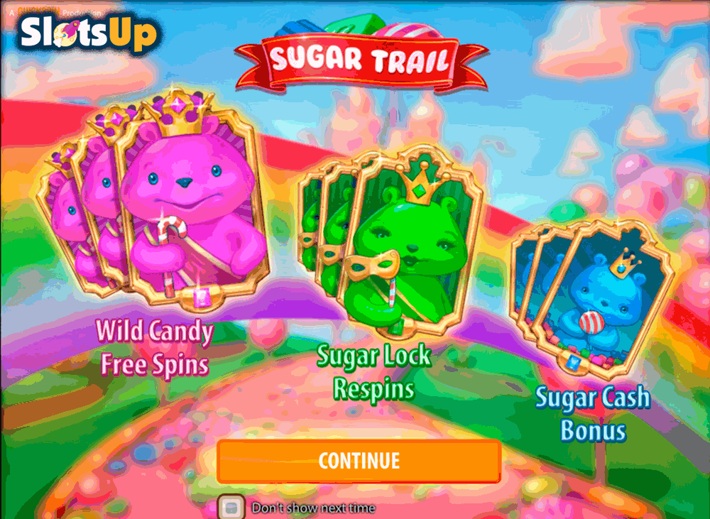 Sugar Trail QuickSpin Online Slots for Real Money - Rizk.com