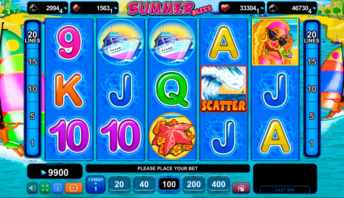 Summer Bliss Slot
