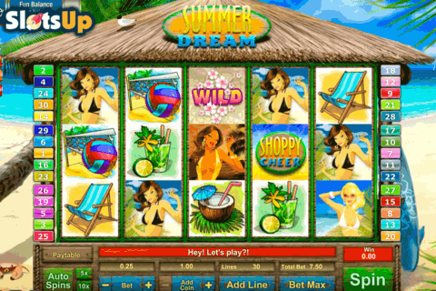 summer dream gamesos casino slots 480x320