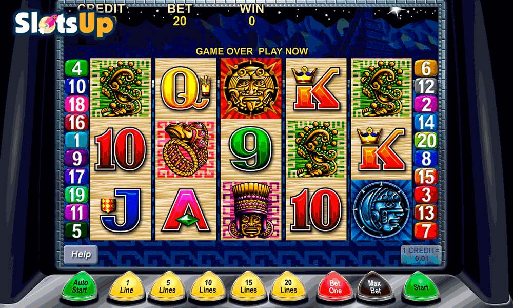 Moon Temple Slot Machine - Play for Free With No Download