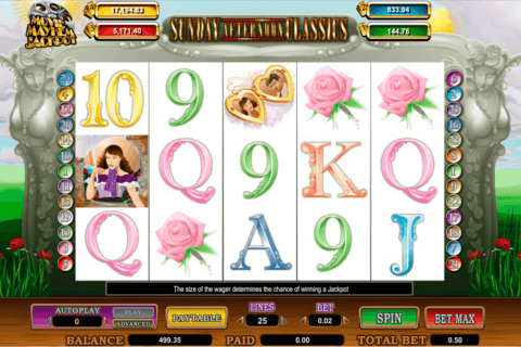 sunday afternoon classics amaya casino slots