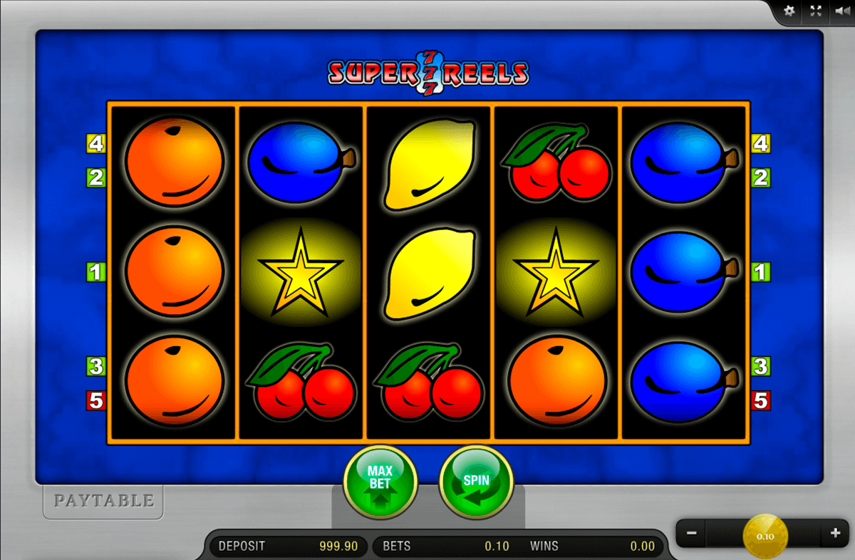 Super Seven™ Slot Machine Game to Play Free in Merkurs Online Casinos