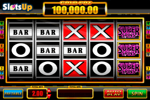 super spins bar x gold blueprint casino slots