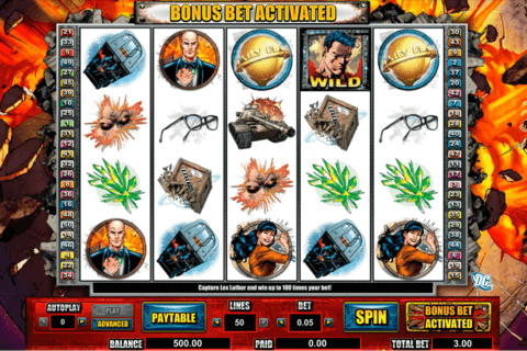 superman amaya casino slots