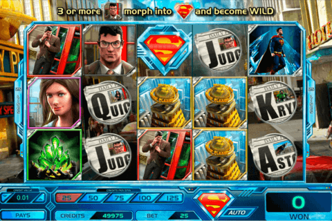 superman last son of krypton amaya casino slots