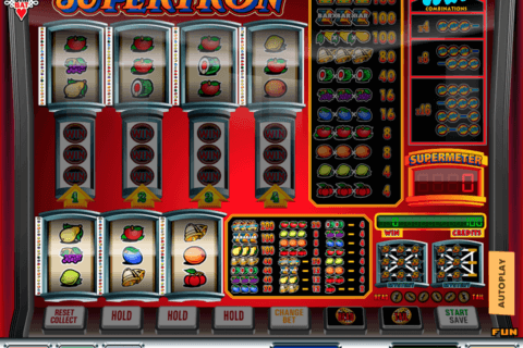 SUPERTRON™ Slot Machine Game to Play Free in Simbats Online Casinos