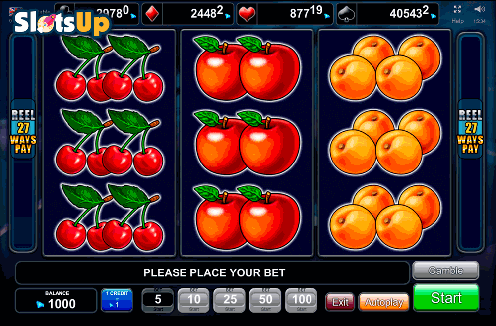 Kashmir Gold Slots - Play the Free EGT Casino Game Online