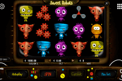 sweet robots booming games