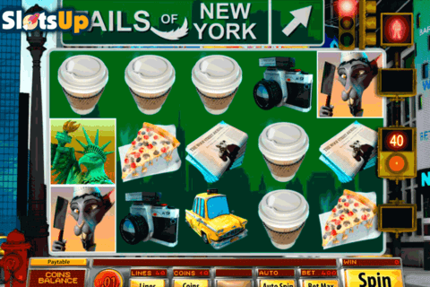 TAILS OF NEW YORK SAUCIFY CASINO SLOTS
