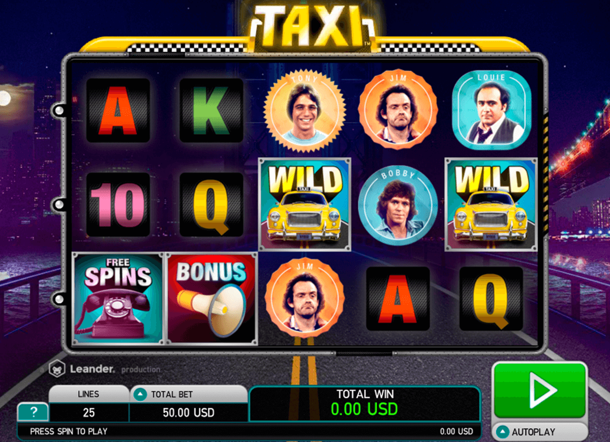 Taxi™ Slot Machine Game to Play Free in Amayas Online Casinos