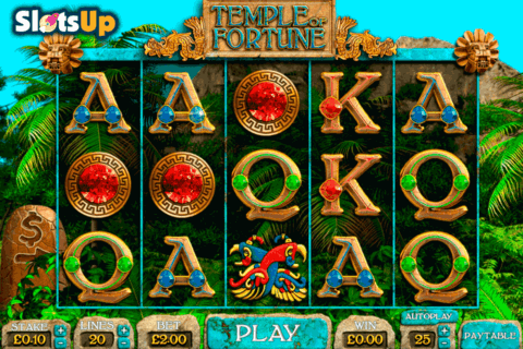 temple of fortune big time casino slots