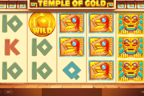 temple of gold red tiger casino slots