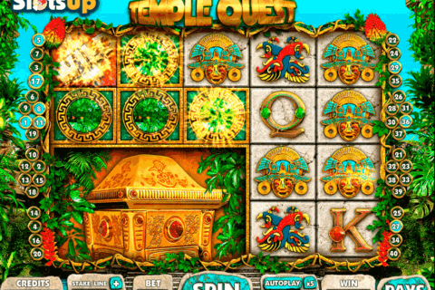 temple quest big time casino slots 480x320