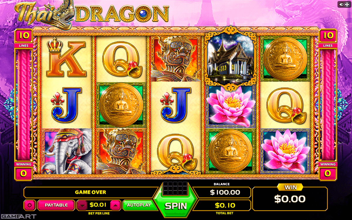Dragons Reels™ Slot Machine Game to Play Free in WorldMatchs Online Casinos