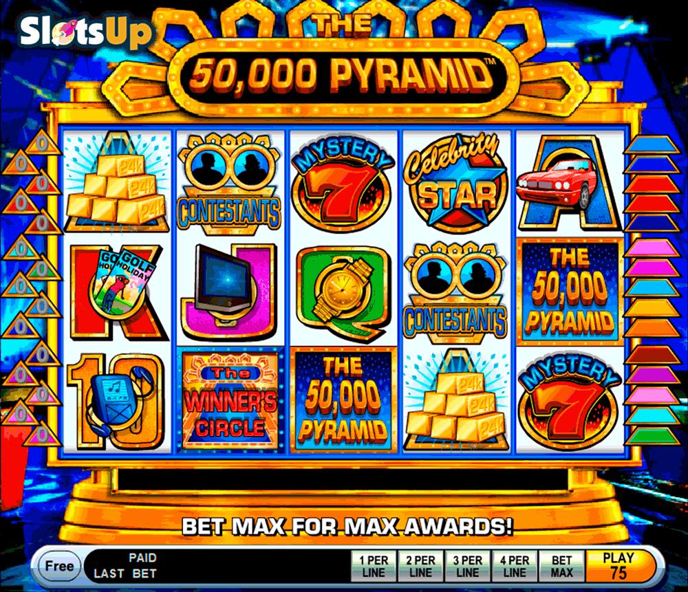 The 100,000 Pyramid Slot Machine Online ᐈ IGT™ Casino Slots