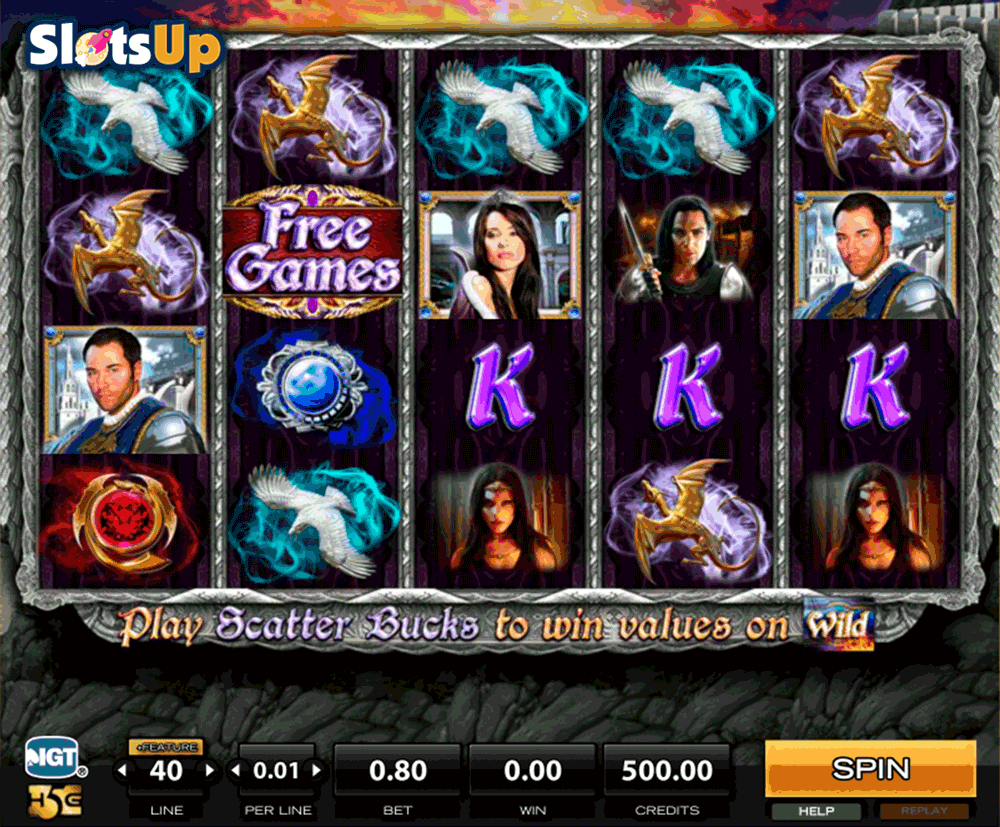 Eye of the Amulet Slot Machine - Play Online for Free Money
