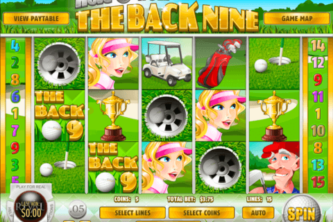 the back nine rival casino slots