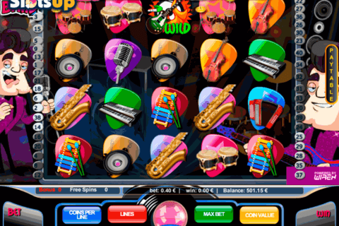 the band portomaso casino slots