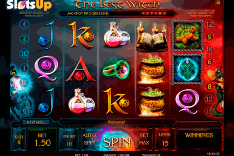 THE BEST WITCH ISOFTBET CASINO SLOTS