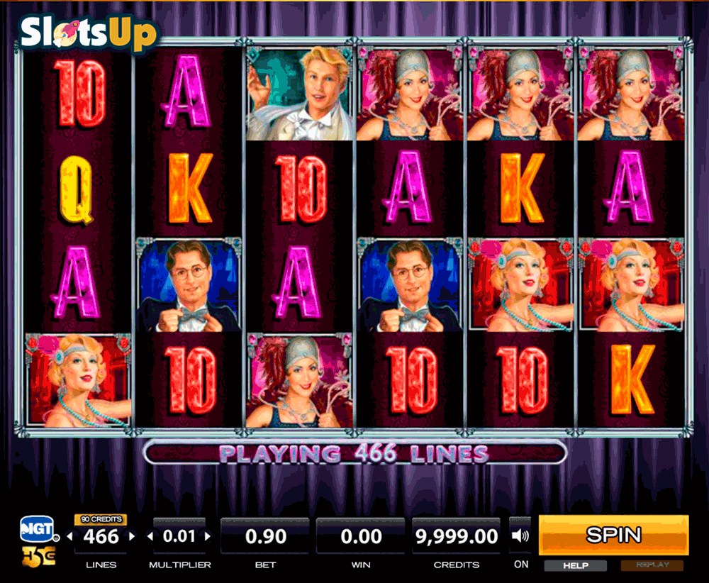 the charleston high5 casino slots