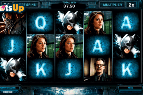 the dark knight rises microgaming casino slots 480x320