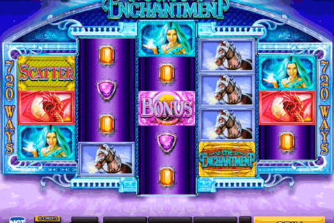 the enchantment high5 casino slots