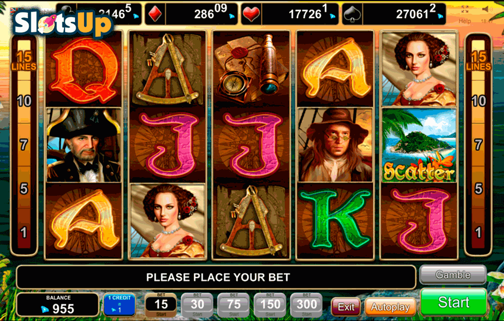 Lava Island Slot Machine - Try the Online Game for Free Now