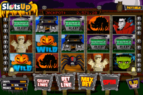 Spooky Family™ Slot Machine Game to Play Free in iSoftBets Online Casinos