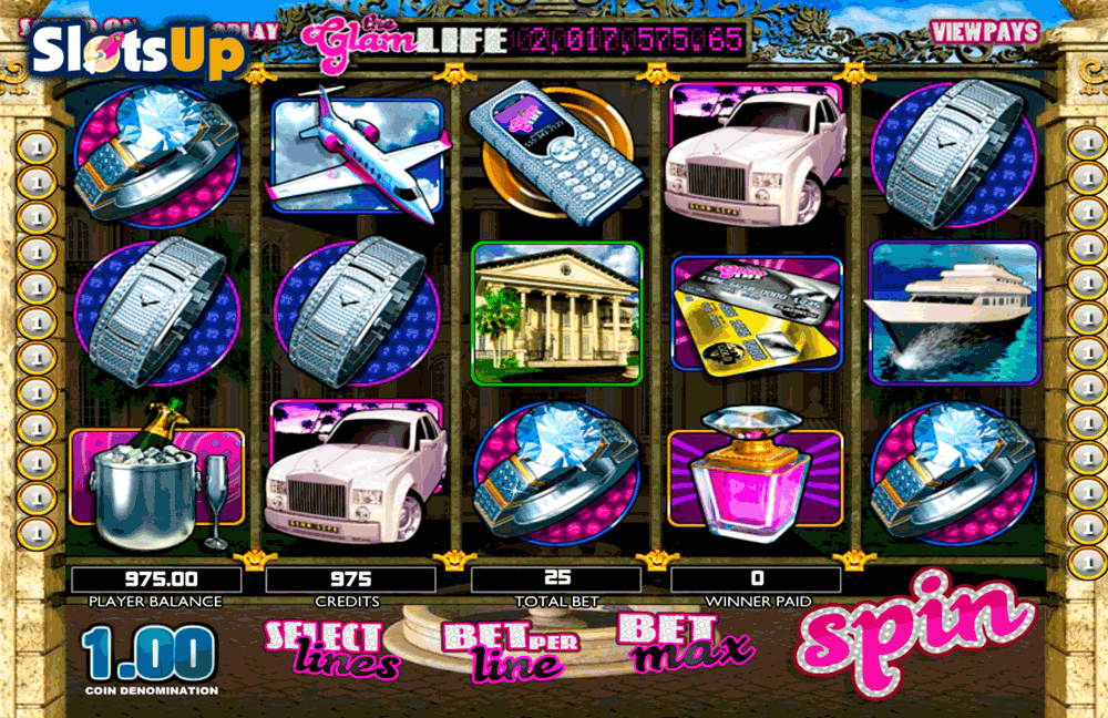 the glam life betsoft casino slots