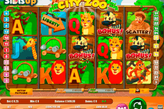 THE GREAT ESCAPE OF CITY ZOO PORTOMASO CASINO SLOTS