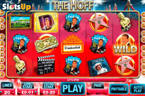 THE HOFF SLOT OPENBET CASINO SLOTS