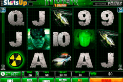 the incredible hulk 50 lines playtech casino slots