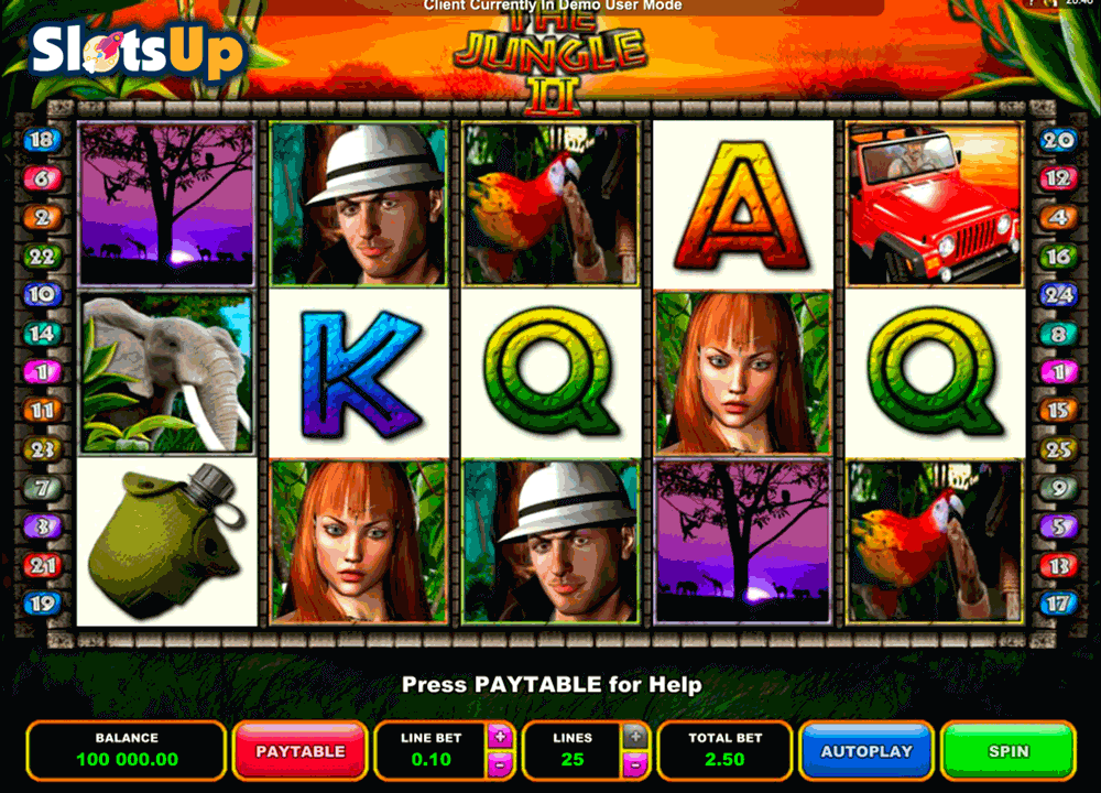 Jungle Giants Slot Machine Online ᐈ Playtech™ Casino Slots