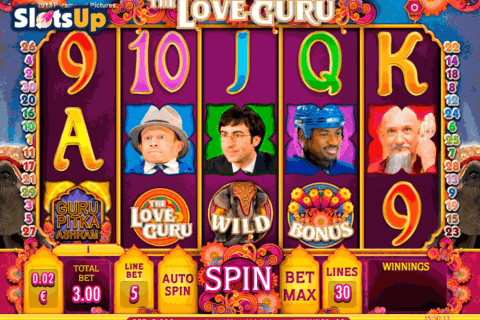 the love guru isoftbet casino slots
