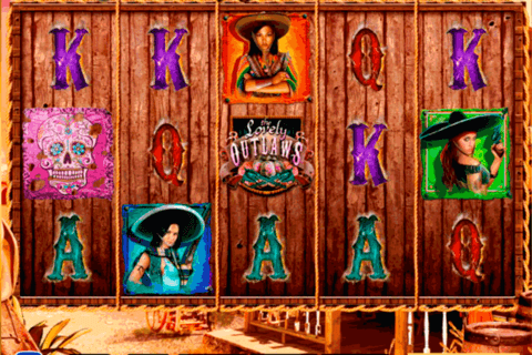 the lovely outlaws high5 casino slots 480x320