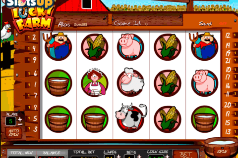 The Lucky Farm Slot Machine Online ᐈ Vista Gaming™ Casino Slots