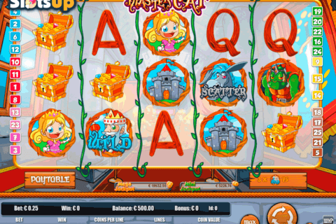 THE MASTER CAT PORTOMASO CASINO SLOTS
