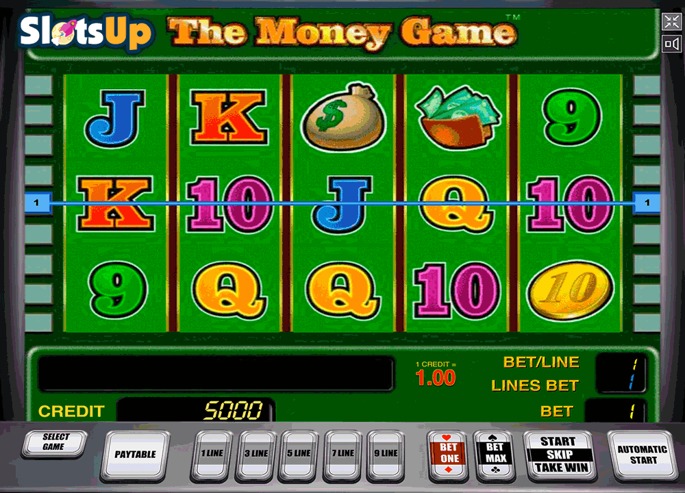 The Money Game Slot Machine Online \u1408 Novomatic Casino Slots