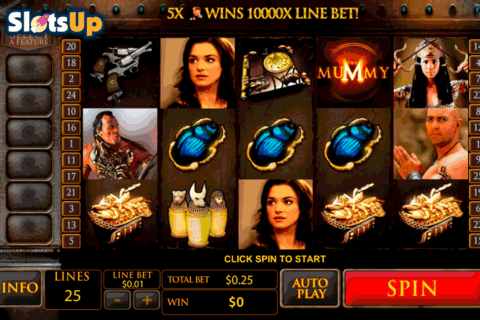 the mummy playtech casino slots