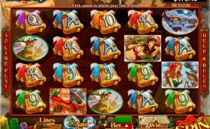 Red Sands Slot Machine Online ᐈ RTG™ Casino Slots