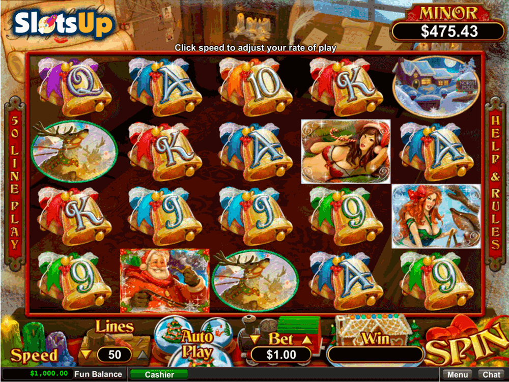 the naughty list rtg casino slots