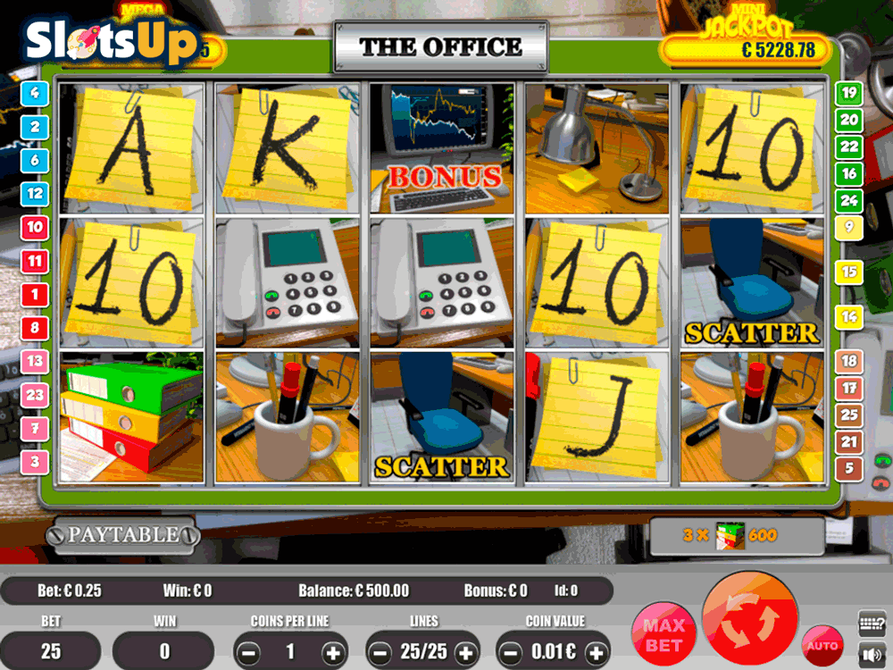The Office Slot Slot Machine Online ᐈ Portomaso Gaming™ Casino Slots