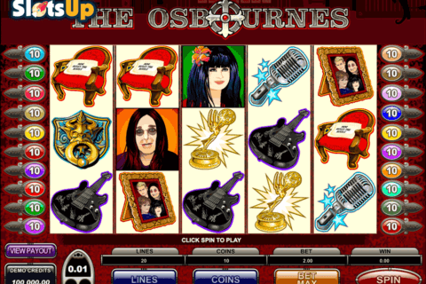 the osbournes microgaming casino slots