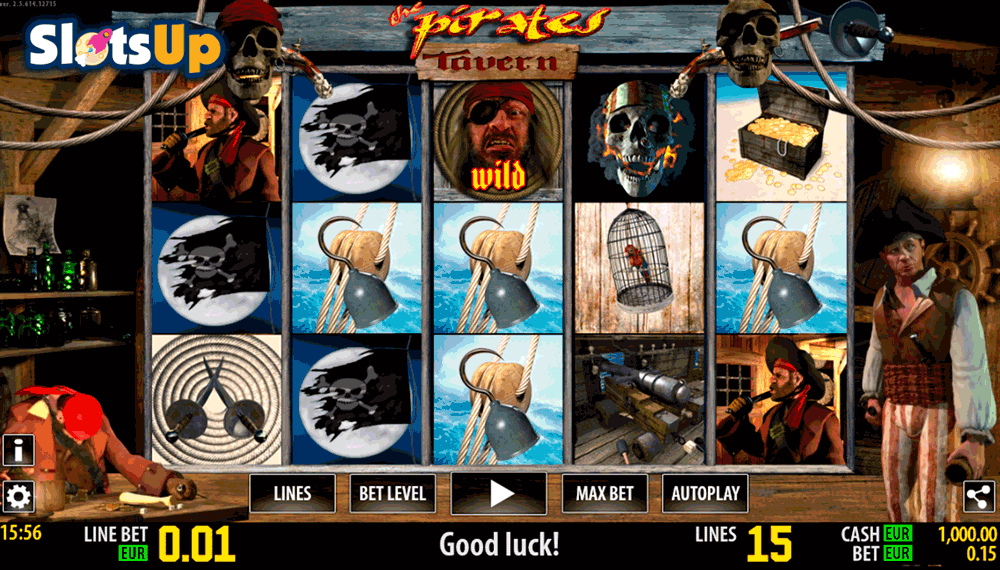 The Pirates Tavern HD Slot Machine Online ᐈ World Match™ Casino Slots