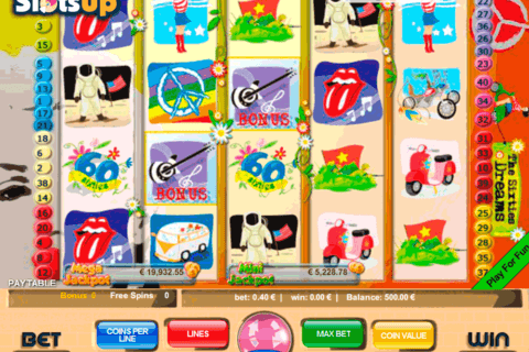 the sixties dreams portomaso casino slots