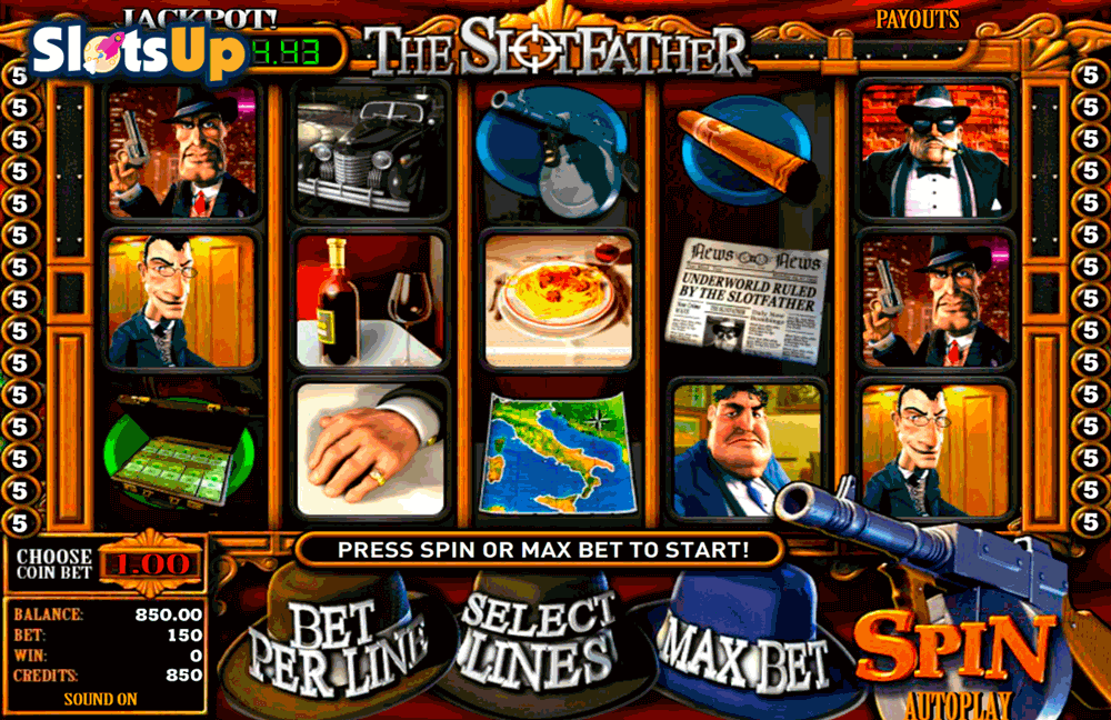 THE SLOTSFATHER BETSOFT CASINO SLOTS
